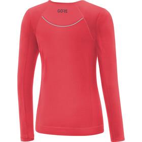 GORE WEAR R5 Long Sleeve Shirt Women, hibiscus pink
